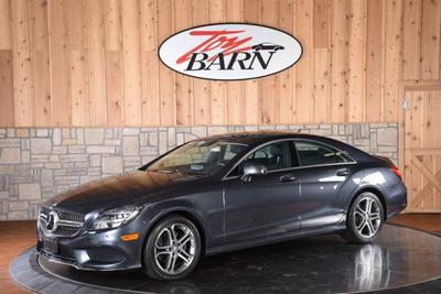 Used 2015 Mercedes-Benz CLS400 4MATIC