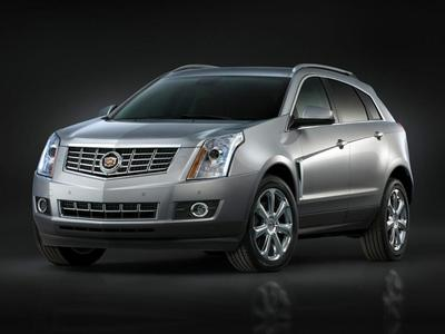 Certified 2015 Cadillac SRX Performance Collection