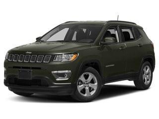 New 2018 Jeep Compass Latitude