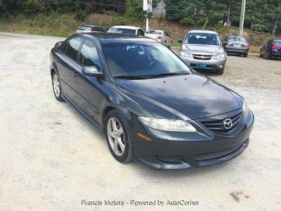 Used 2004 Mazda Mazda6 s