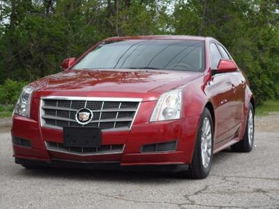 Used 2011 Cadillac CTS Luxury