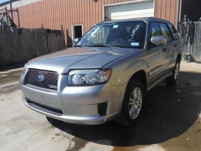 Used 2008 Subaru Forester Sports 2.5 X