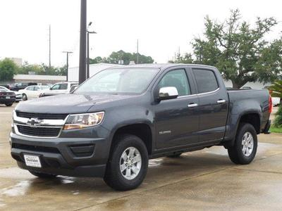 New 2017 Chevrolet Colorado WT