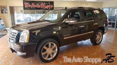 2010 Cadillac Escalade Luxury
