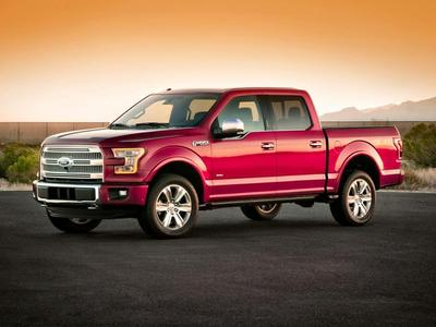 Used 2015 Ford F-150 Lariat