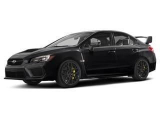 New 2018 Subaru WRX STI Limited w/ Lip