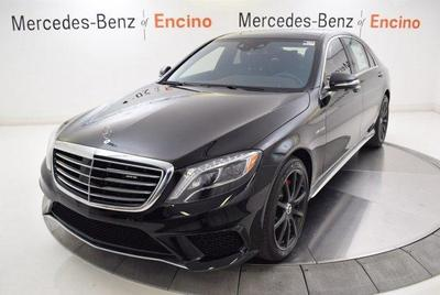 New 2017 Mercedes-Benz AMG S 63 Base 4MATIC