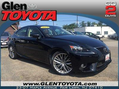 Used 2014 Lexus IS 250 V6 AWD w.NAV, LTHR & ROOF