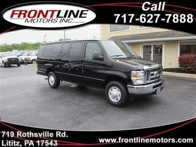 Used 2009 Ford E350 Super Duty XLT