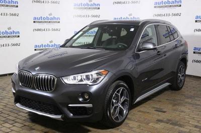 2017 BMW X1 sDrive 28i