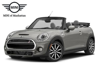 New 2018 MINI Convertible Cooper S