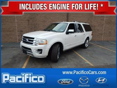 New 2017 Ford Expedition EL Platinum