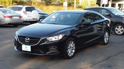 Used 2015 Mazda Mazda6 i Sport