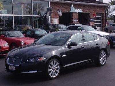 Used 2014 Jaguar XF SC