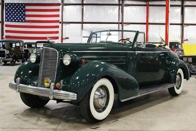 Used 1936 Cadillac Fleetwood