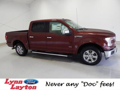 New 2016 Ford F150 Lariat
