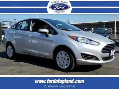 New 2017 Ford Fiesta S