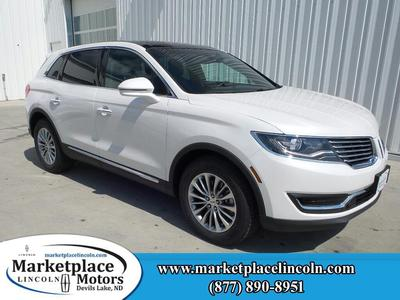 New 2017 Lincoln MKX Select