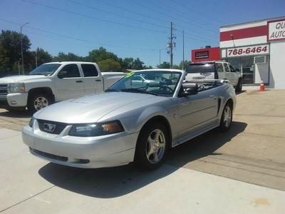 Used 2003 Ford Mustang Deluxe