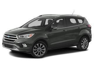 New 2017 Ford Escape SE