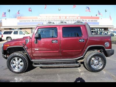 Used 2006 Hummer H2 SUT