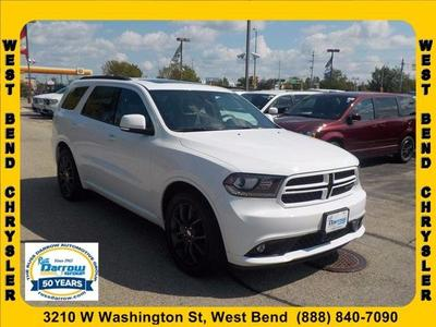 New 2017 Dodge Durango R/T