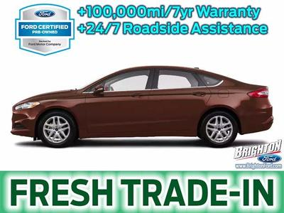 Used 2015 Ford Fusion SE