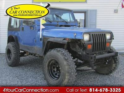 Used 1993 Jeep Wrangler 4WD