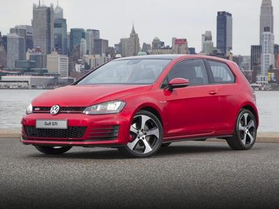 Used 2015 Volkswagen Golf GTI S