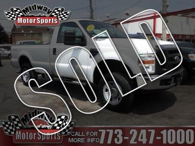 Used 2008 Ford F-250 XLT