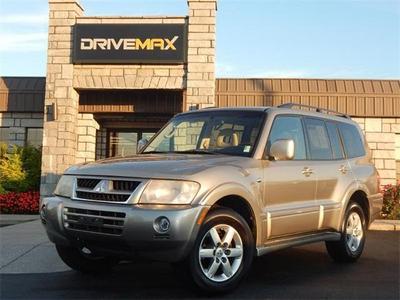 Used 2006 Mitsubishi Montero Limited