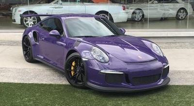 Used 2016 Porsche 911 GT3 RS