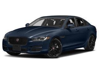 New 2018 Jaguar XE 25t Prestige
