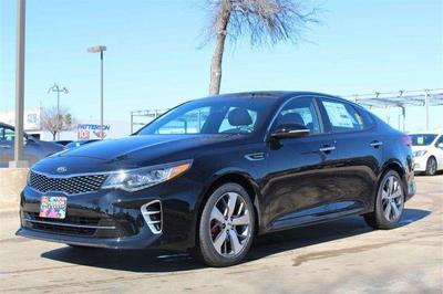 New 2017 Kia Optima SX Turbo