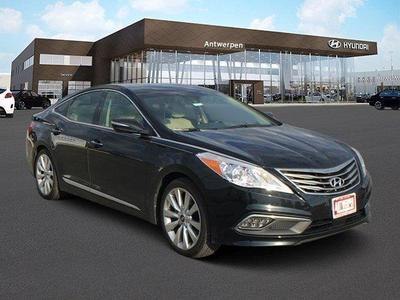 New 2016 Hyundai Azera Limited