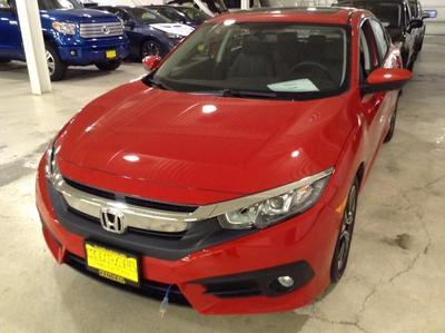 New 2017 Honda Civic EX-L