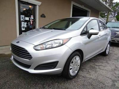 Used 2015 Ford Fiesta S