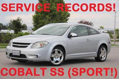 Used 2008 Chevrolet Cobalt Sport Coupe