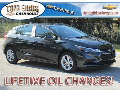 New 2017 Chevrolet Cruze LT