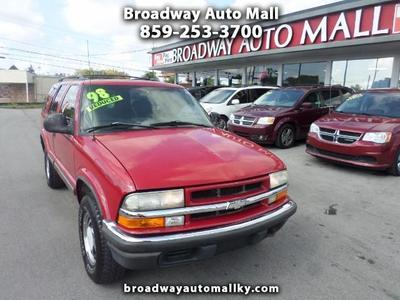 Used 1998 Chevrolet Blazer