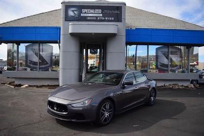 Used 2015 Maserati Ghibli Base