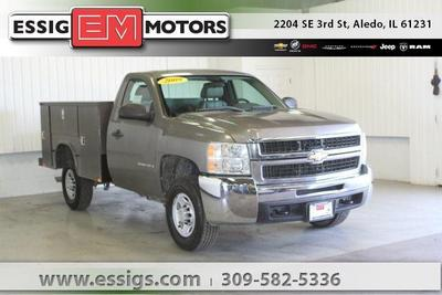 Used 2009 Chevrolet Silverado 2500 Work Truck H/D