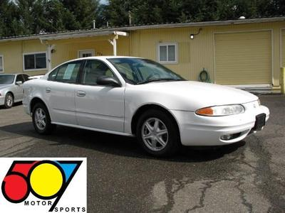 Used 2004 Oldsmobile Alero GL1