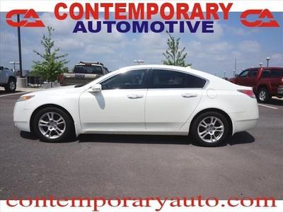Used 2010 Acura TL Technology
