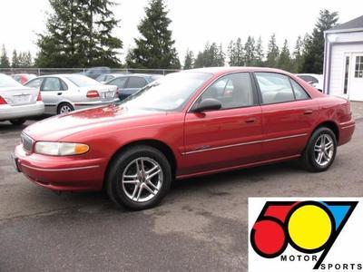 Used 1999 Buick Century Custom