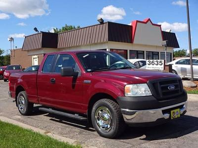 Used 2006 Ford F-150 XL SuperCab