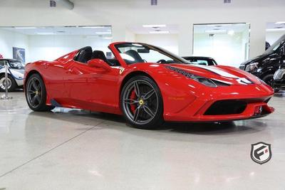 Used 2015 Ferrari Base