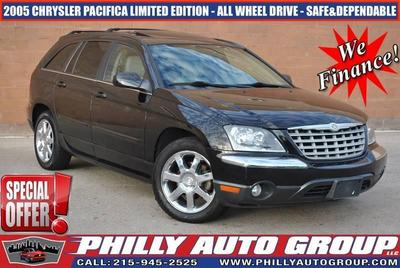 Used 2005 Chrysler Pacifica Limited