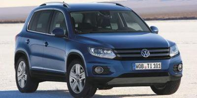 Used 2014 Volkswagen Tiguan 4MOTION Auto S