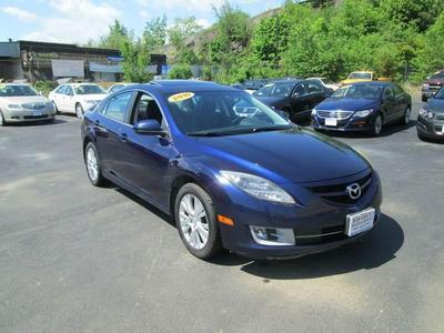 Used 2010 Mazda Mazda6 i Touring Plus